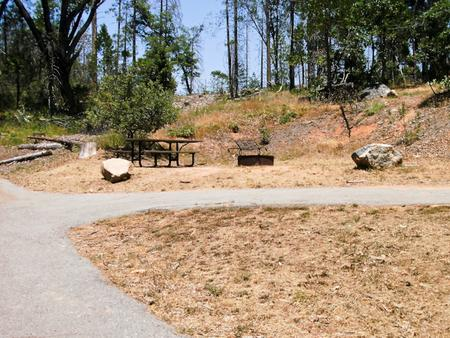 Spring Cove CampgroundSite 42