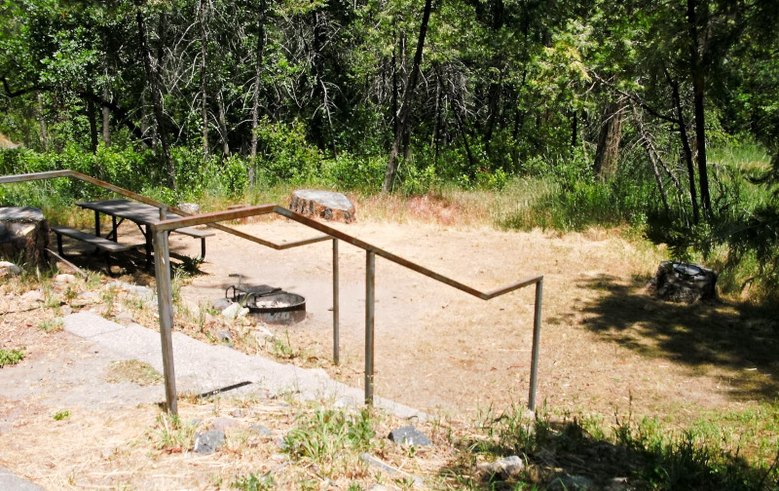 Spring Cove CampgroundSite 44