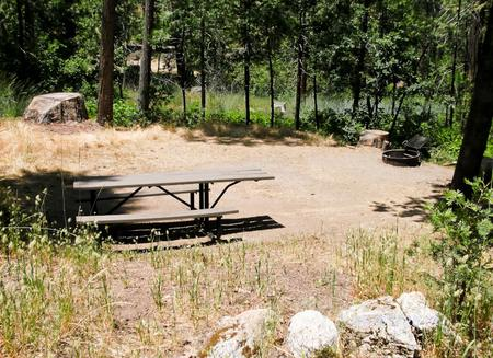 Spring Cove CampgroundSite 48