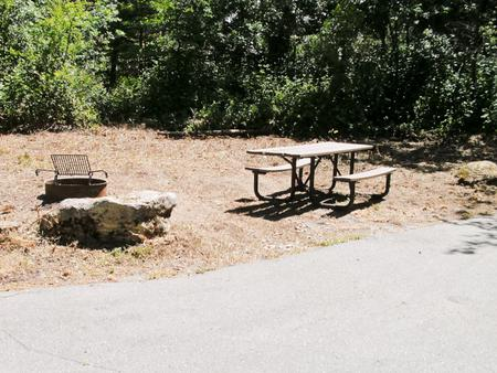 Spring Cove CampgroundSite 52
