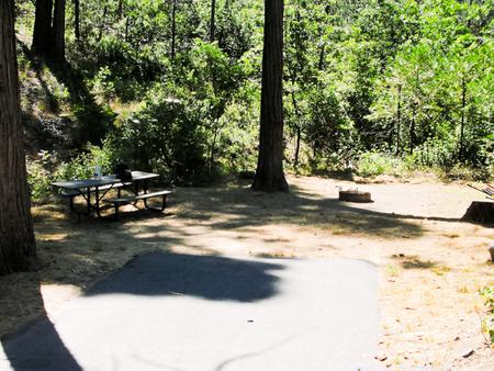 Spring Cove CampgroundSite 54