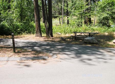 Spring Cove CampgroundSite 56