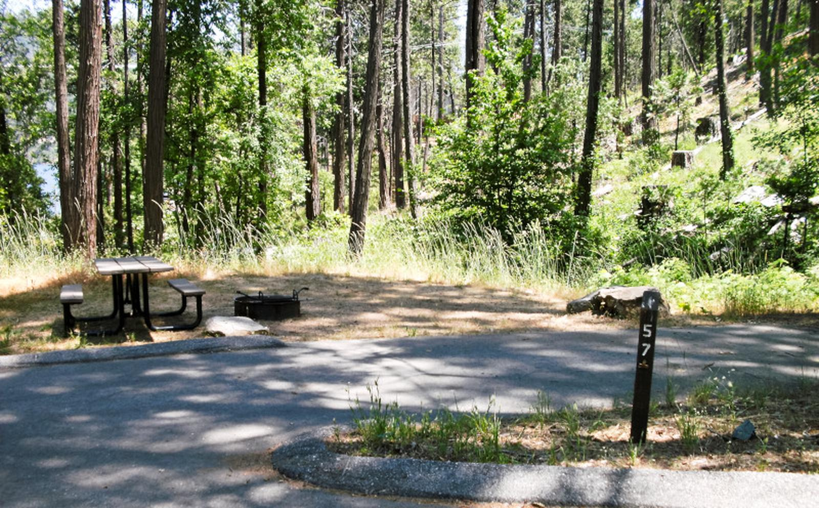 Spring Cove CampgroundSite 57