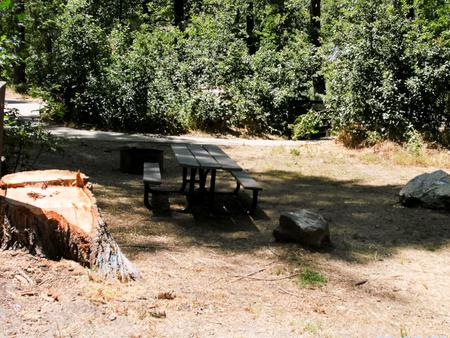 Spring Cove CampgroundSite 61
