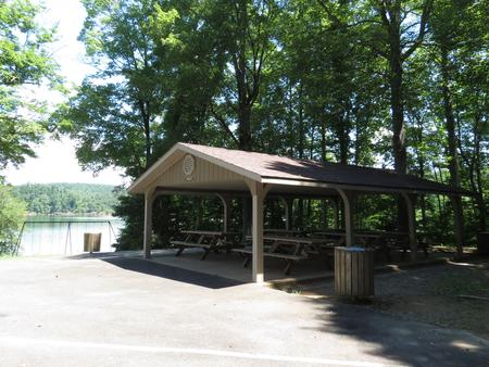 Berry Mountain Park Shelter