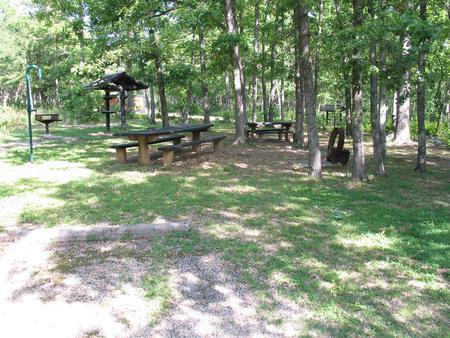 Group campsite A