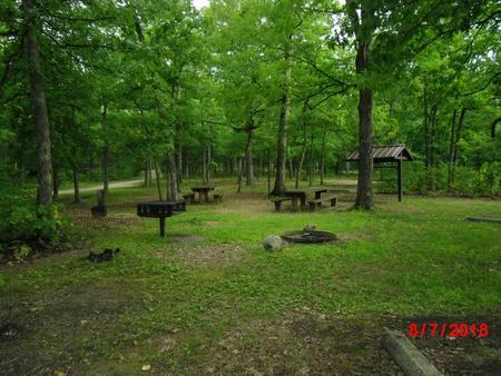 Group Campsite B  at CBGroup Campsite B