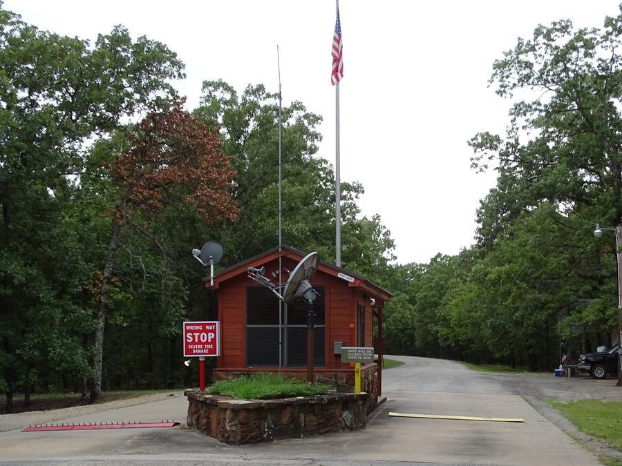 Virgil Point Gate House