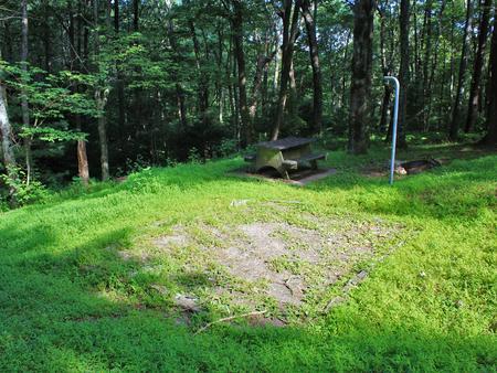 C93 Tent Site Photo