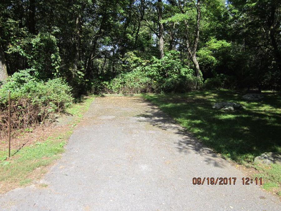Loft Mountain Campground - Site F164