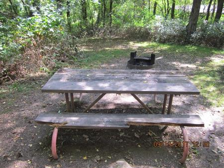 Loft Mountain Campground - Site F169