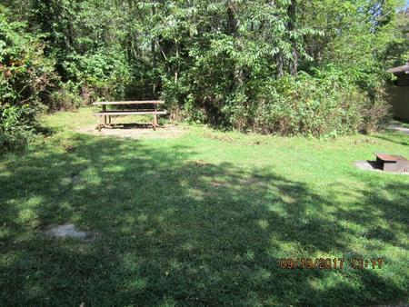 Loft Mountain Campground - Site F171