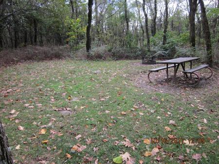 Loft Mountain Campground - Site G180