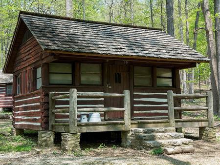 Camp Misty Mount Cabin 26