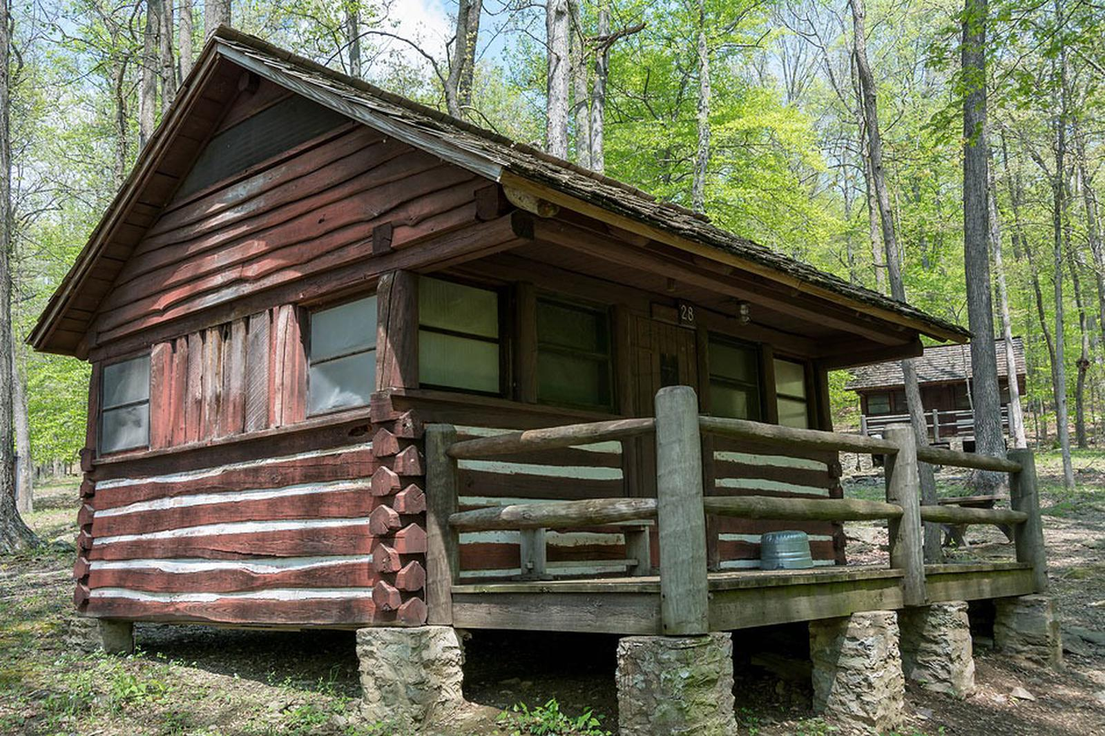 Camp Misty Mount Cabin 28