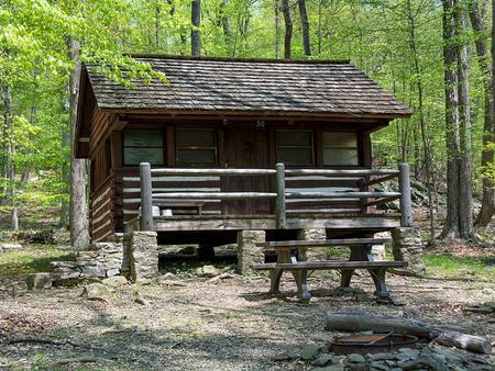 Camp Misty Mount Cabin 30