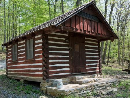 Camp Misty Mount Cabin 35