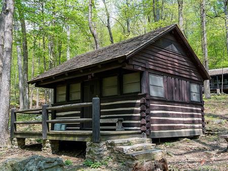 Camp Misty Mount Cabin 37