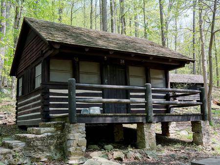 Camp Misty Mount Cabin 38