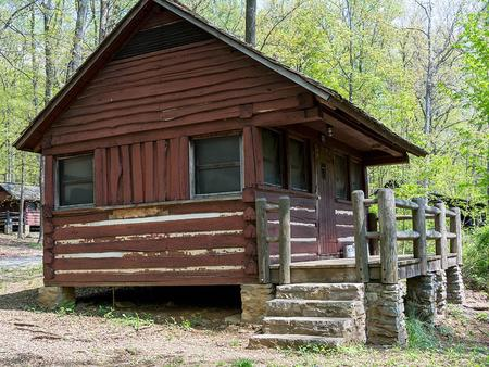 Camp Misty Mount Cabin 46