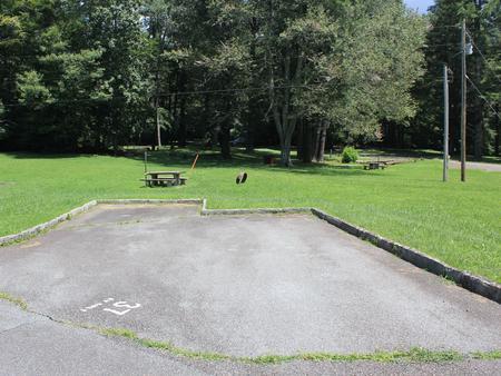 B Loop Site 37 - RV Nonelectric
