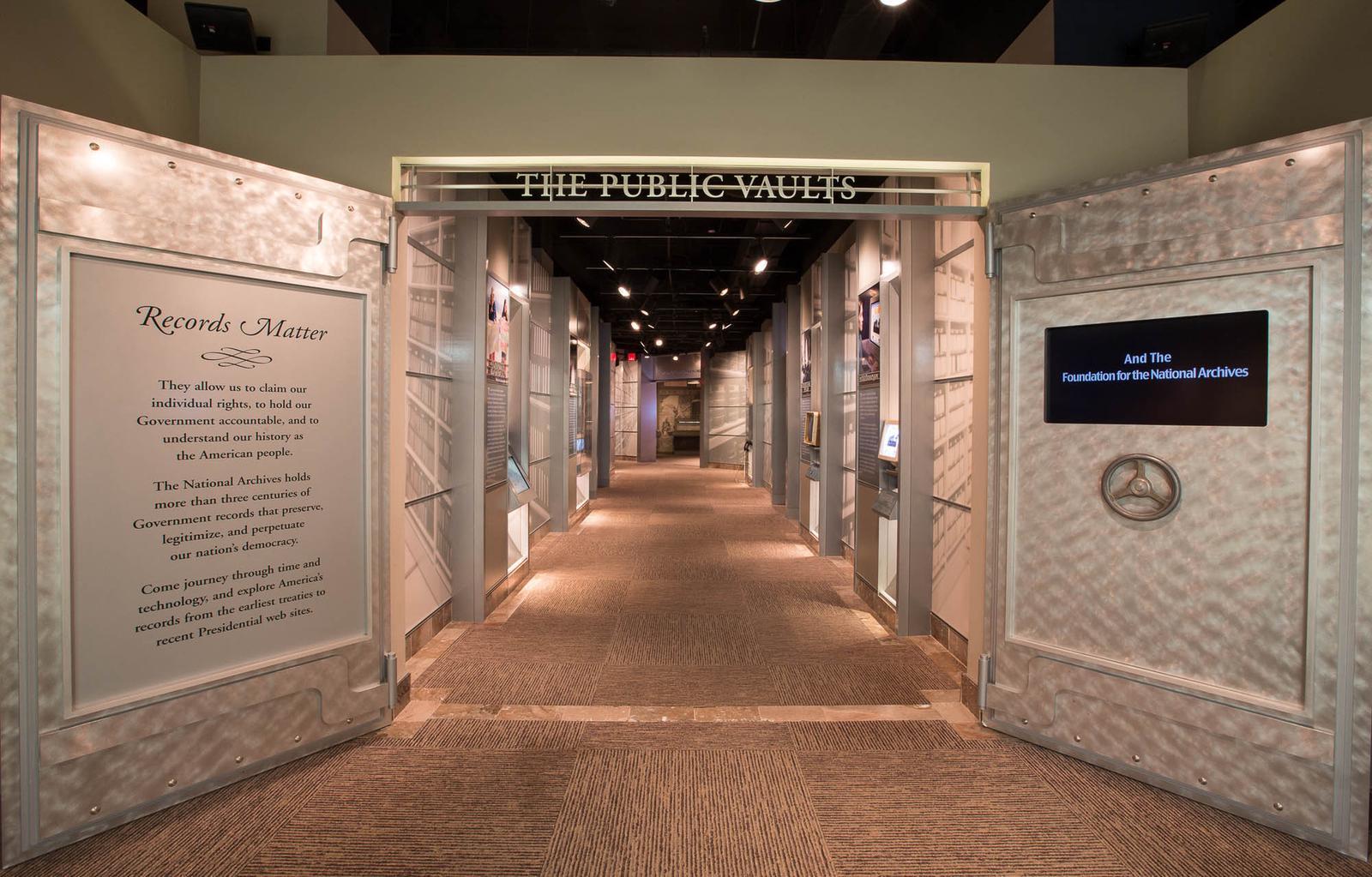 The Public Vaults
