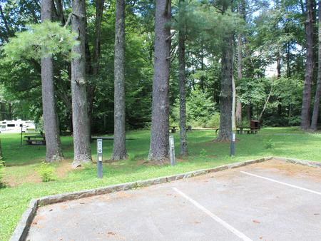 B Loop Site 51 - Tent Nonelectric