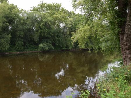 Potomac River at Spring Gap