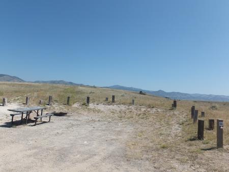 Hellgate Campground - Campsite 66