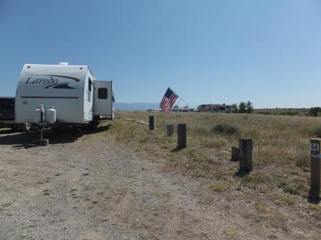 Hellgate Campground - Campsite 68