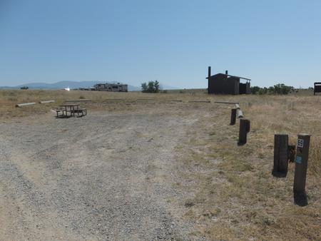 Hellgate Campground - Campsite 69