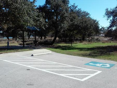 Handicap Accessible Site 64