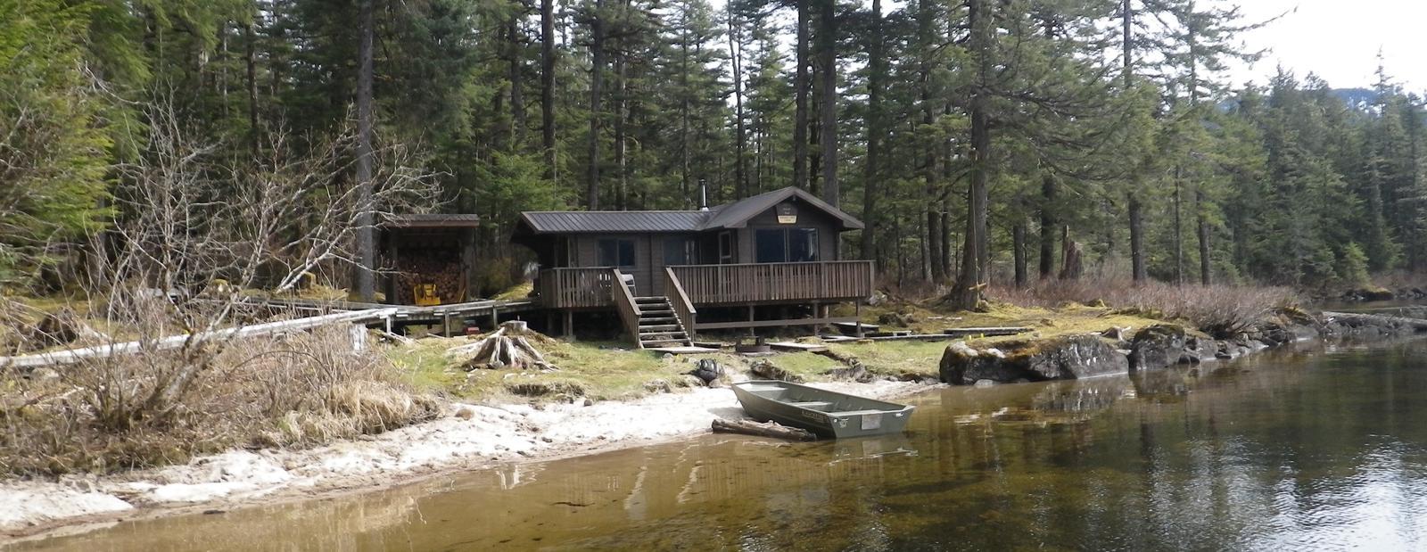 Virginia Lake Cabin