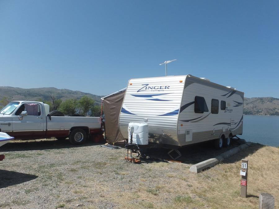 Hellgate Campground - Campsite 51