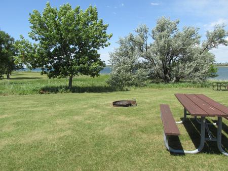 Campsite #9 Wolf Creek Campground