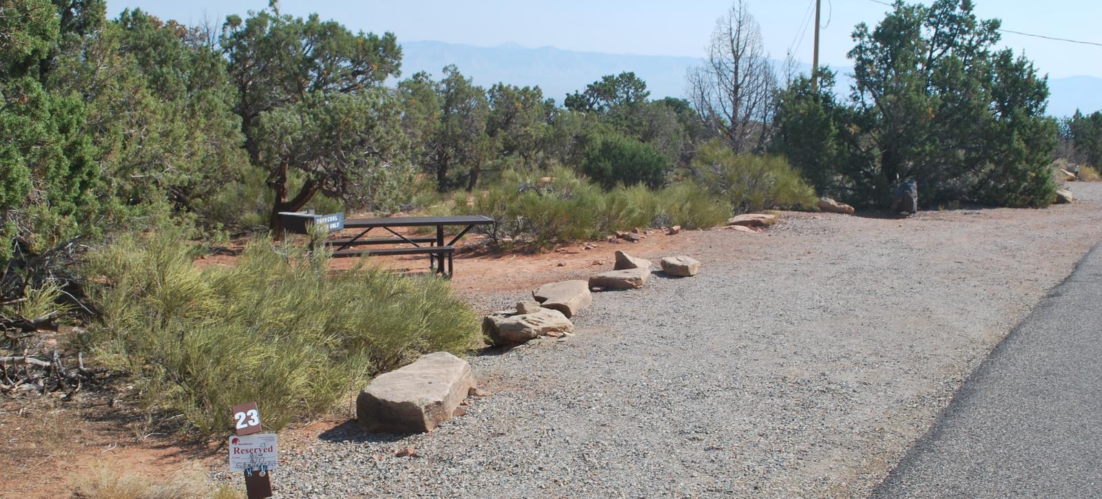 Loop B Site 23