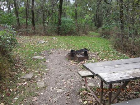 Loft Mountain Campground - Site G189