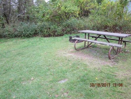 Loft Mountain Campground - Site G195