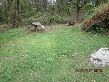 Loft Mountain Campground - Site G196