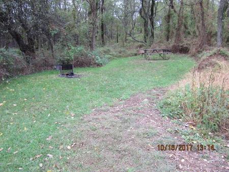Loft Mountain Campground - Site G198