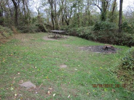 Loft Mountain Campground - Site G197