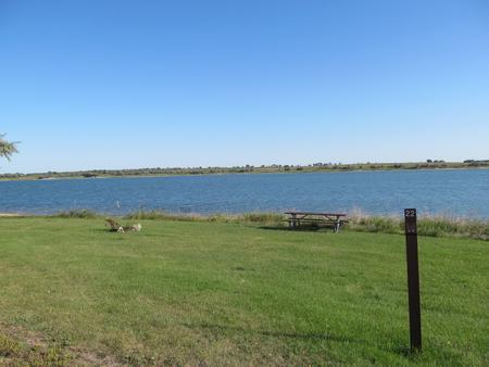 Campsite #22 Wolf Creek Campground