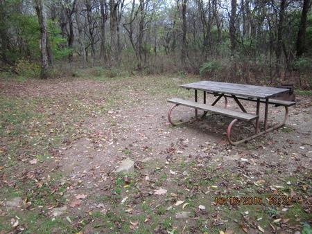 Loft Mountain Campground - Site G205