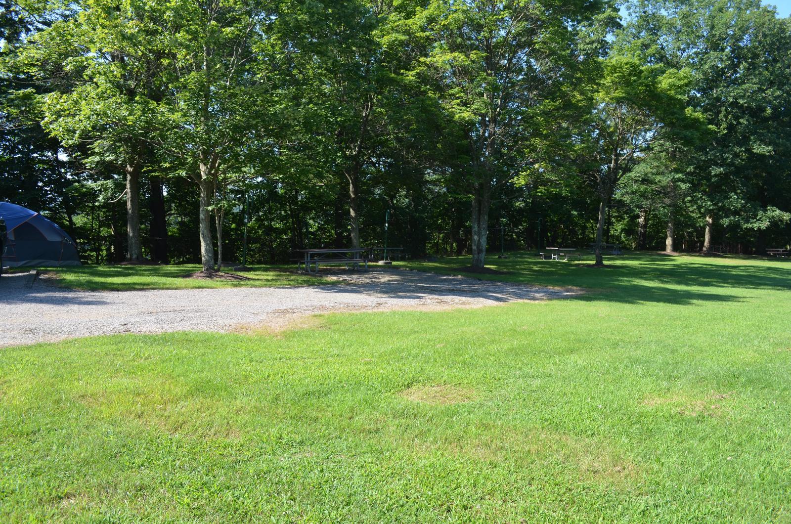 Crooked Creek Lake - Site 13