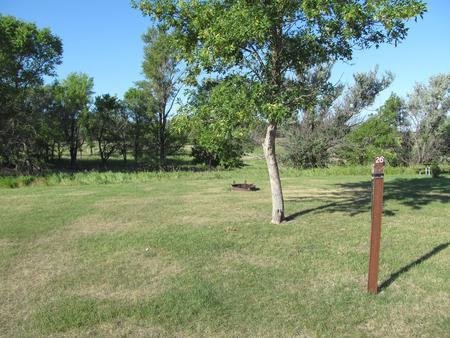 Campsite #26 Wolf Creek Campground