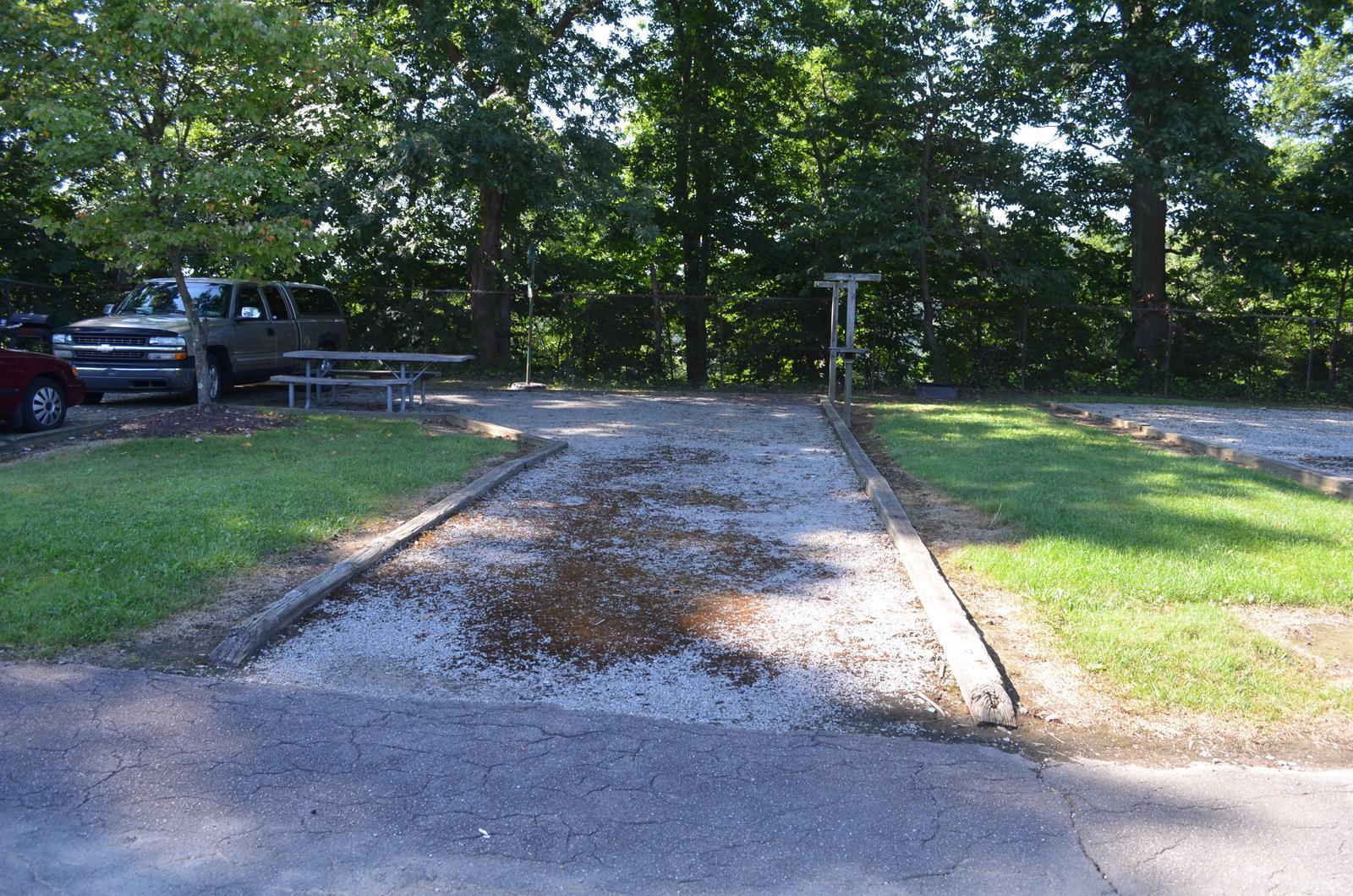 Crooked Creek Lake - Site 16