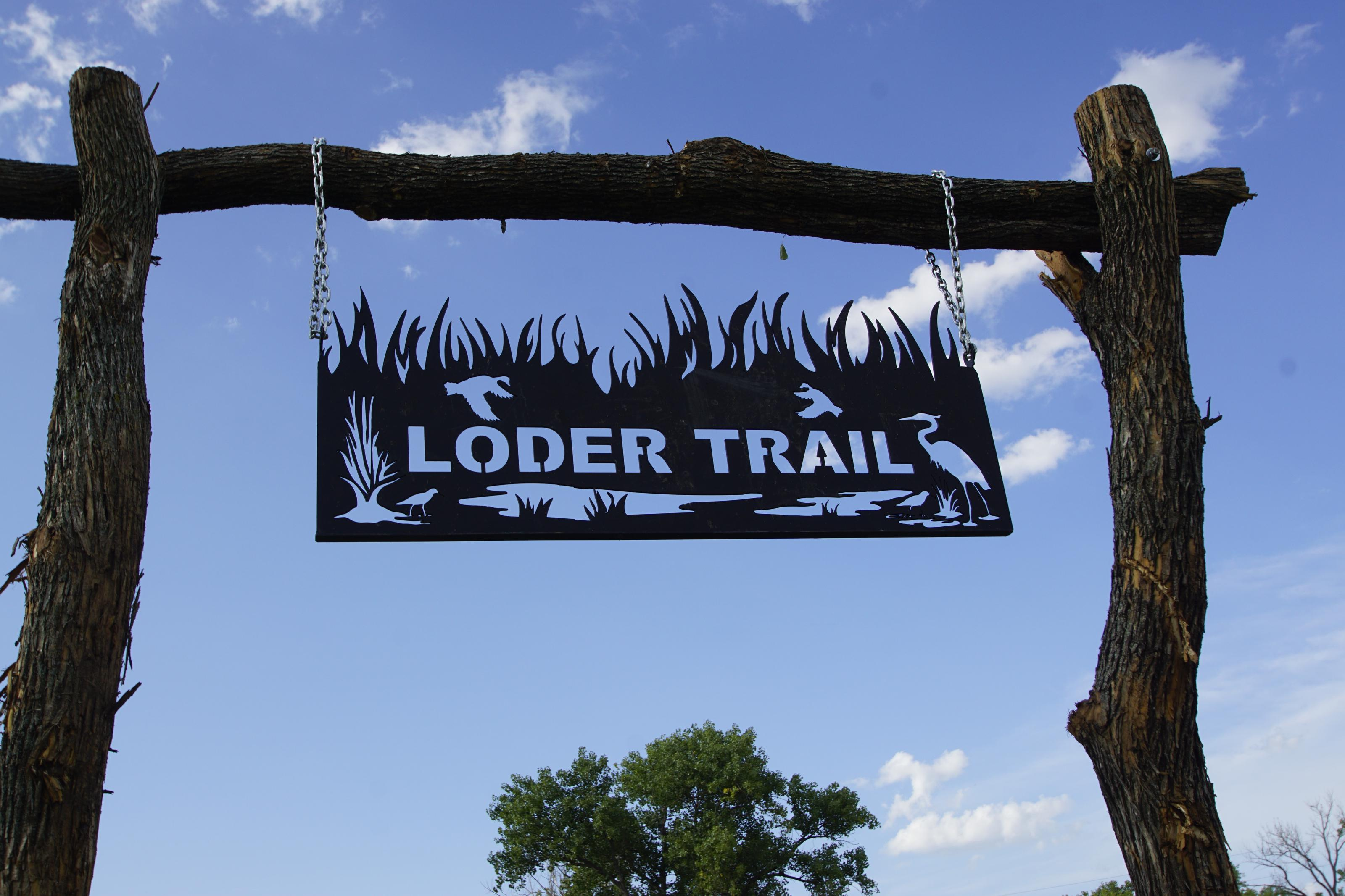 Loder Point Nature TrailLocated in Venango Park