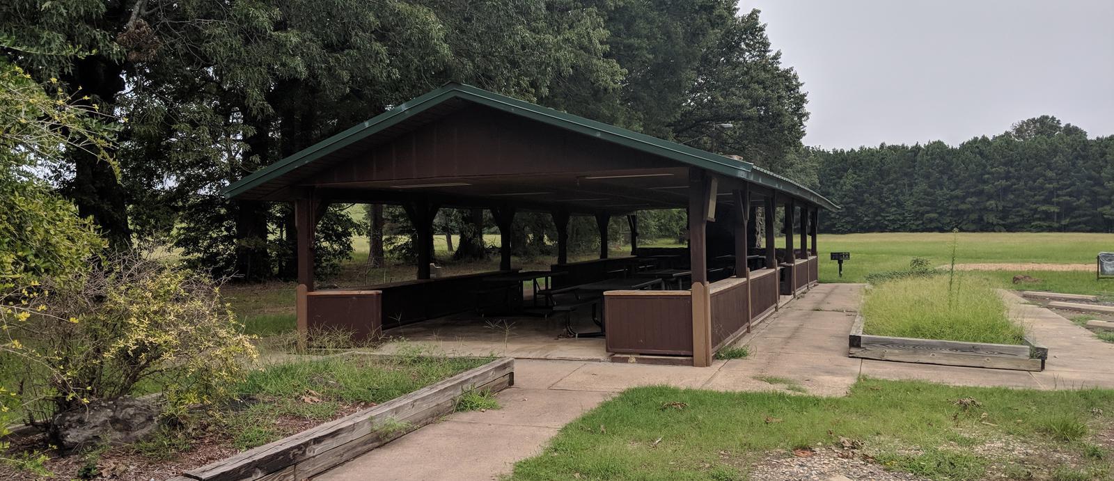 Pavilion at Oak Park.