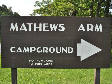 Preview photo of Mathews Arm Campground