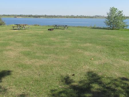 Campsite #36 Wolf Creek Campground